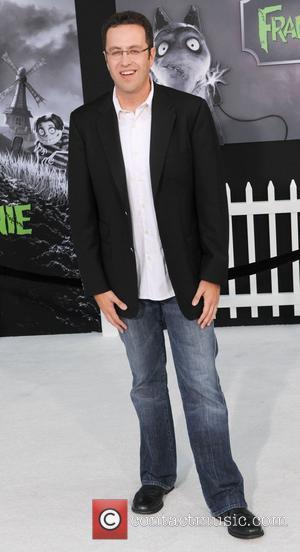 Jared Fogle Disney's 'Frankenweenie' premiere at the El Capitan Theatre  Hollywood, California - 24.09.12
