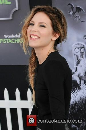 Skylar Grey Disney's 'Frankenweenie' premiere at the El Capitan Theatre  Hollywood, California - 24.09.12