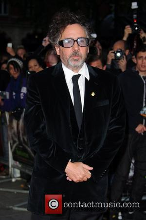 Frankenweenie Premiere At London Film Festival: Adoring Crowd Greet Tim Burton