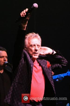 Frankie Valli and the Four Seasons celebrate their 50th Anniversary with Broadway show 'The One. The Only. The Original.' at...