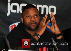 Richard Dawson, Boxing Press Conference