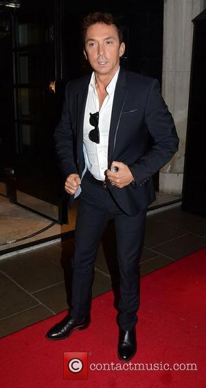 Bruno Tonioli,  at the second annual 'Freddie For A Day' event in memory of Queen's late frontman Freddie Mercury...