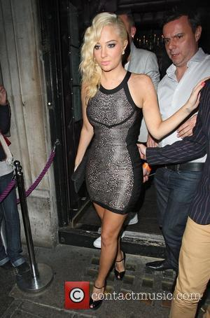 Tulisa Contostavlos, Freedom Bar and Soho