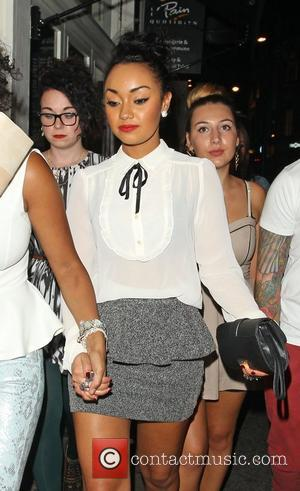 Leigh-anne, Pinnock and Little Mix