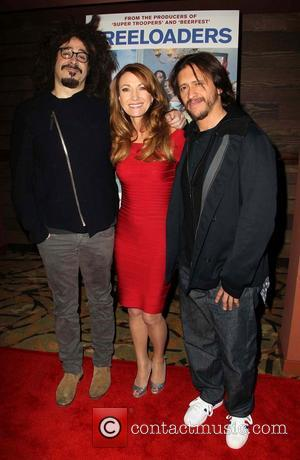 Adam Duritz, Jane Seymour and Clifton Collins Jr