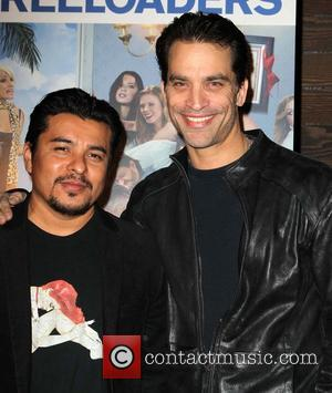 Jacob Vargas and Johnathon Schaech