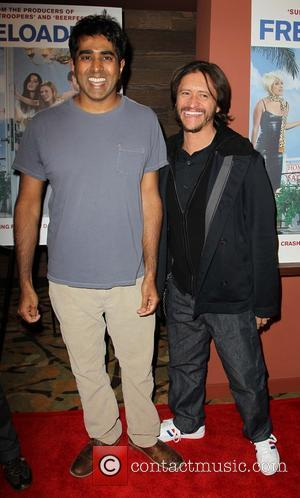 Jay Chandrasekhar and Clifton Collins Jr