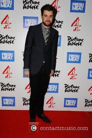Jack Whitehall The Launch of the 2nd series of C4 TV show Fresh Meat at the Hackney Playhouse London, England...