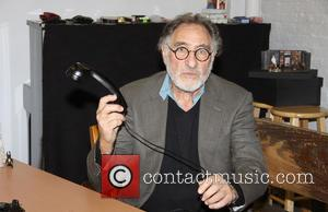 Judd Hirsch Judd Hirsch in rehearsal for the Santa Monica College Performing Arts Center production of 'Freud's Last Session' held...