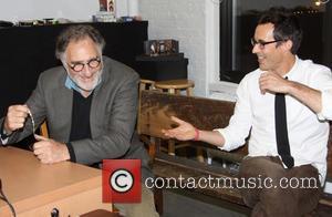 Tom Cavanagh and Judd Hirsch