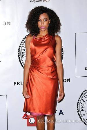 Corinne Bailey Rae The Friars Club and Friars Foundation honor Tom Cruise with the Entertainment Icon Award New York City,...