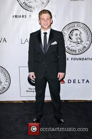 Jonathan Lipnicki Calls On Tom Cruise For Career Advice