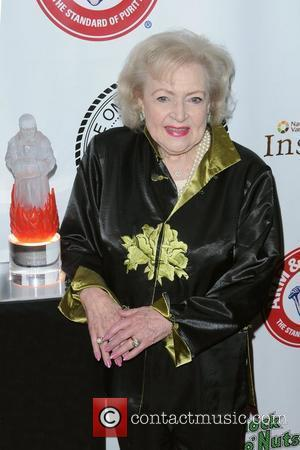 Betty White Immortalised In Wax