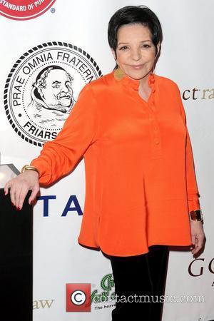 Liza Minnelli  Friars Club Roast of Betty White - arrivals New York City, USA - 16.05.12