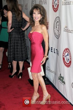Susan Lucci Friars Club Roast of Betty White - arrivals New York City, USA - 16.05.12