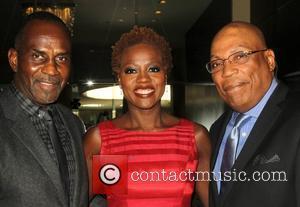 Julius Tennon, Viola Davis and Paris Barclay