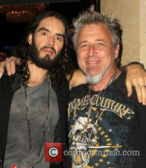 Russell Brand, Hugh McChord  Friendly House 23rd Annual Awards Luncheon Los Angeles, California - 27.10.12
