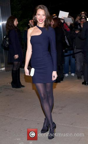 Christy Turlington  The Cinema Society & People StyleWatch with Grey Goose host a screening of 'Friends With Kids' at...
