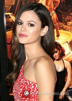 Rachel Bilson The premiere of Paramount Pictures' 'Fun Size' at Paramount Theater - Arrivals Los Angeles, California - 25.10.12
