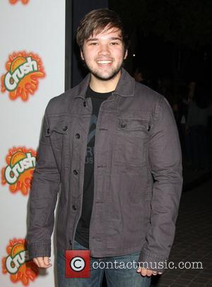 Nathan Kress The premiere of Paramount Pictures' 'Fun Size' at Paramount Theater - Arrivals Los Angeles, California - 25.10.12