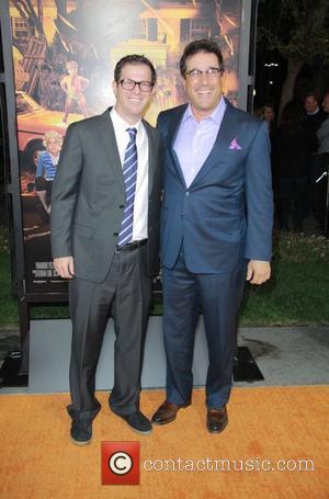 Bard Dorros and Steve Golin