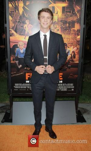 Thomas Mann The premiere of Paramount Pictures' 'Fun Size' at Paramount Theater - Arrivals Hollywood, California - 25.10.12