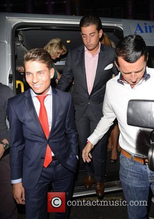 Joey Essex and Funky Buddha