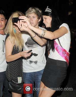 One Direction, Niall Horan and Funky Buddha