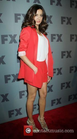 Noureen DeWulf FX 2012 Ad Sales Upfront - Arrivals  New York City, USA - 30.03.12
