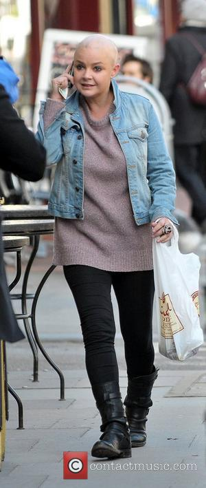 Gail Porter out and about in Primrose Hill London, England - 08.03.12