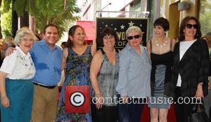 Gale Anne Hurd and Walk Of Fame