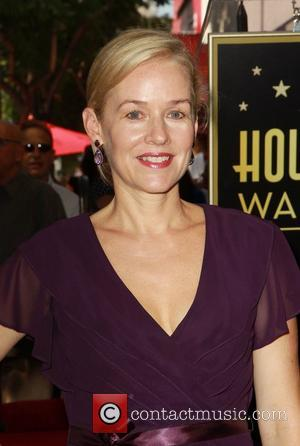 Penelope Ann Miller Gale Anne Hurd honored on the Hollywood Walk Of Fame Hollywood, California - 03.10.12