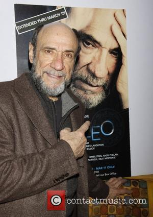 F. Murray Abraham  Opening night after party for Classic Stage Company's production of 'Galileo' at Pangea restaurant  New...