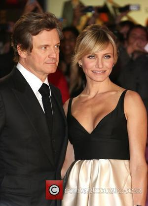 Colin Firth and Cameron Diaz