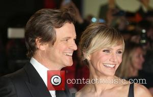 Colin Firth and Cameron Diaz Gambit - World Premiere held at The Empire, Leicester Square - Arrivals London, England -...