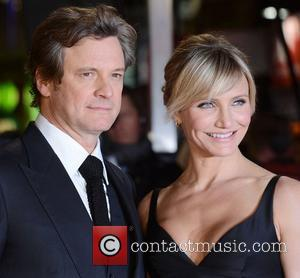 Cameron Diaz, Colin Firth, World Premiere, Gambit, The Empire, Leicester Square, London and England