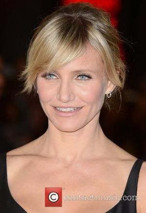 Cameron Diaz, World Premiere, Gambit, The Empire, Leicester Square, London and England