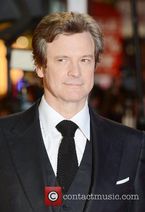 Colin Firth, World Premiere, Gambit, The Empire, Leicester Square, London and England