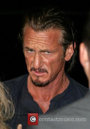 Sean Penn Gangster Squad Premiere