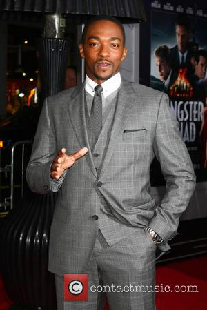 Anthony Mackie The Los Angeles World Premiere of 'Gangster Squad' held at Grauman's Chinese Theater - Arrivals  Featuring: Anthony...