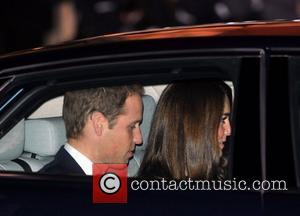 Duchess, Kate Middleton, Prince William and Royal Albert Hall