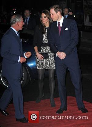 Prince William, Albert Hall, Duchess, Gary Barlow, Prince Charles, Prince Harry and Royal Albert Hall