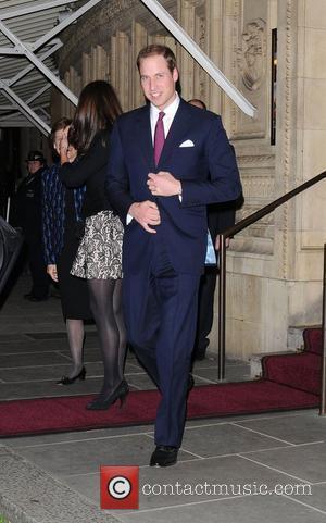 Duchess, Albert Hall, Gary Barlow, Prince Harry, Prince William and Royal Albert Hall