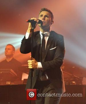 Gary Barlow and Olympia Theatre