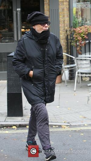 Gary Glitter aka Paul Gadd out and about near Regents Park London, England - 18.10.12