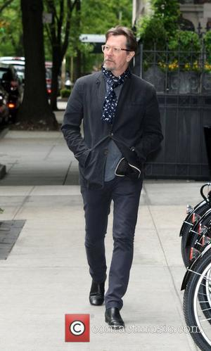 Gary Oldman out and about in New York New York City, USA - 07.05.12