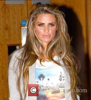 Katie Price and O2 Arena