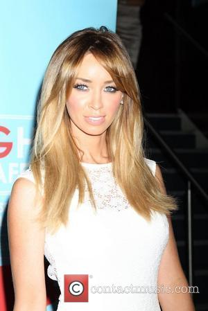 Lauren Pope and O2 Arena