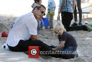 Gavin Rossdale, Santa Monica and California