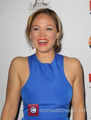 Erika Christensen G'Day USA Black Tie Gala at the JW Marriot at LA Live - Arrivals  Featuring: Erika Christensen...